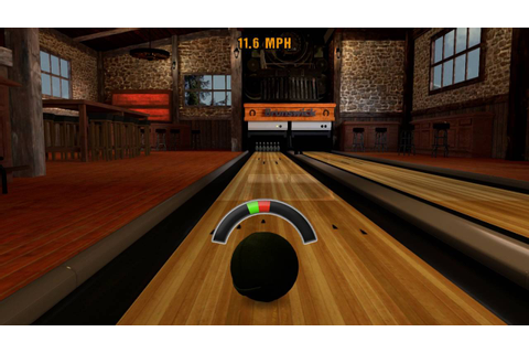Brunswick Pro Bowling Gameplay - Xbox One/PS4 - YouTube