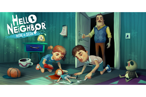 Hello Neighbor Hide and Seek | Nintendo Switch | Games ...