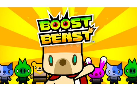 Arc System Works and Arzest announce Boost Beast for ...