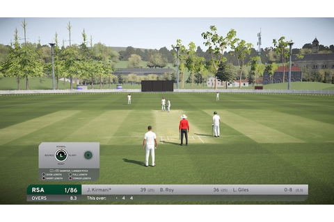 Don Bradman Cricket 17 First Impressions: Day One Patch ...