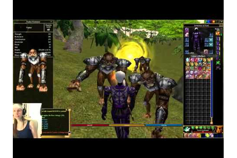 Asheron's Call // March 6, 2016 - YouTube