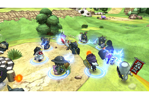 Happy Wars coming to Xbox One - Gematsu