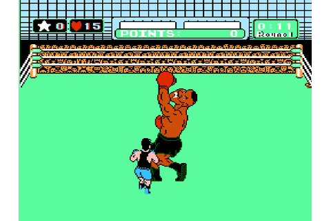 Mike Tyson's Punch-Out – NES | Video Game Underworld