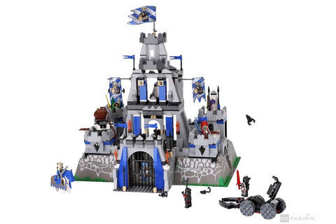 LEGO® Knights' Kingdom Castle of Morcia 8781 ...