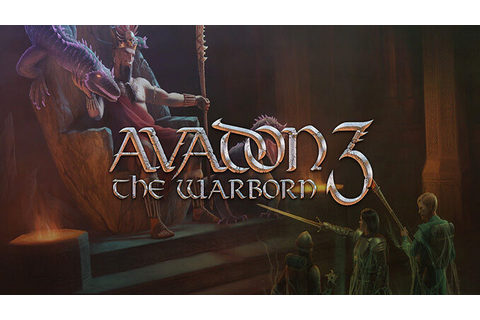 Avadon 3: The Warborn DRM-Free Download » Free GoG PC Games