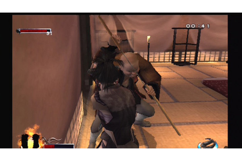 Tenchu: Fatal Shadows Game | PS2 - PlayStation