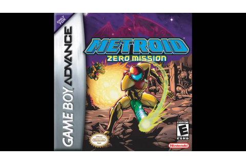 Metroid: Zero Mission Music - Norfair Theme - YouTube