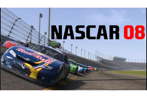 Image Gallery Nascar 08 Ps3