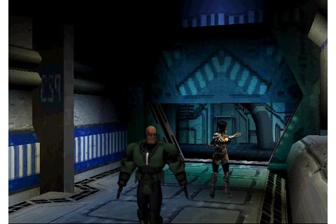 Terminus [Saturn, Playstation, PC - Cancelled] - Unseen64