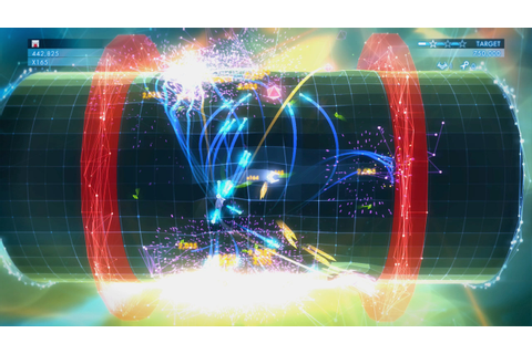 Geometry Wars 3™: Dimensions Evolved on PS4 | Official ...