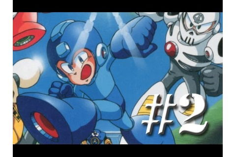 Mega Man Soccer: No PK's Here -PART 2- Filly Film Games ...