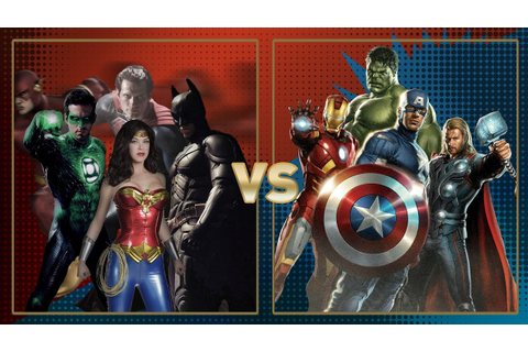 Justice League vs Avengers: Fanboy Faceoff - YouTube