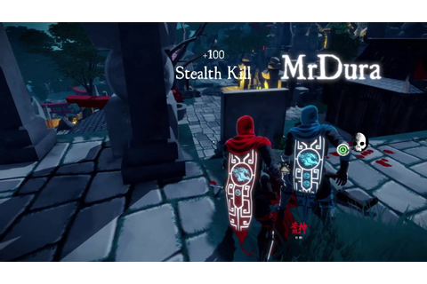 Aragami Co-op Gameplay Video - YouTube