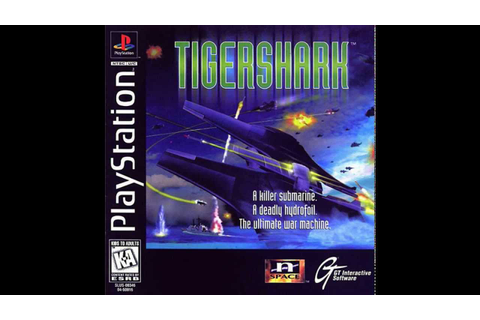 Tigershark PC/PS1 Game: Soundtrack: Track 3 HD - YouTube