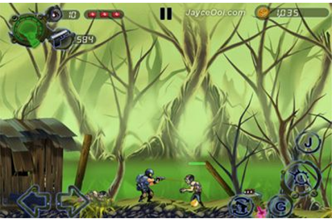 Apocalypse Max: Better Dead Than Undead iPhone game - free ...