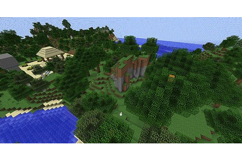 survival games old forrest Minecraft Project
