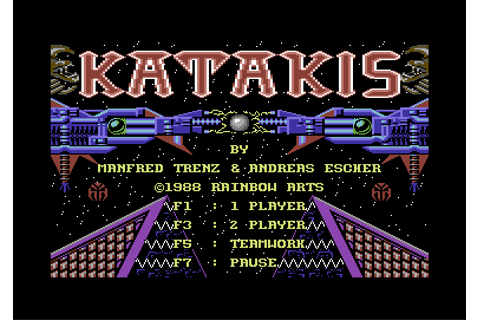 Download Katakis (Commodore 64) - My Abandonware
