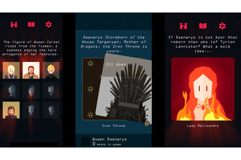 Reigns: Game of Thrones preview | Macworld
