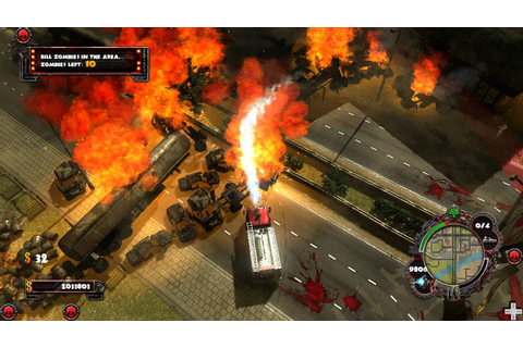 Zombie Driver HD Game Free Download - Full Version For PC