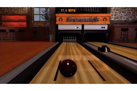 PatmanQC plays Brunswick Pro Bowling Xbox One - worst ...