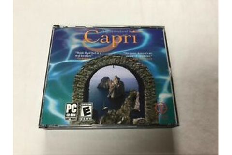 A Quiet Weekend in Capri PC CD-ROM Got Game Entertainment ...