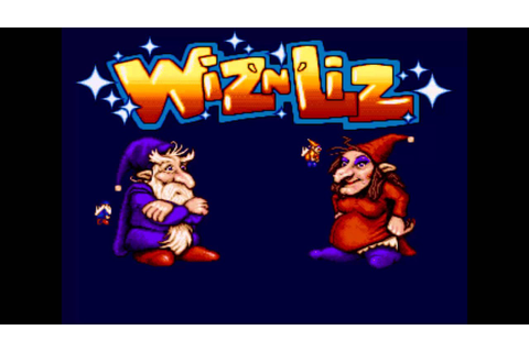 Wiz 'n' Liz - Game Over (Amiga OST) - YouTube