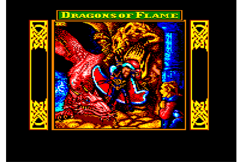 Download Dragons of Flame - My Abandonware