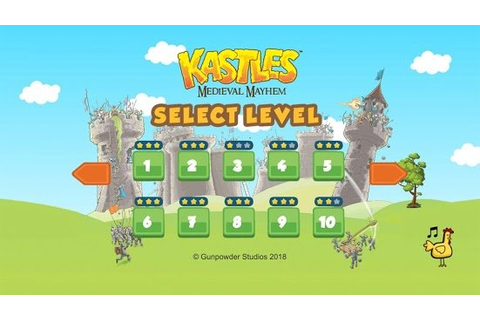 Download Kastles - Medieval Mayhem [MOD Unlocked Levels] 1 ...