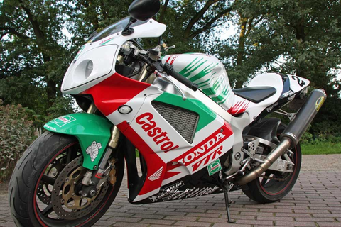 Castrol | #Honda vtr 1000 sp1 #rc51 | Honda、Vehicles ...
