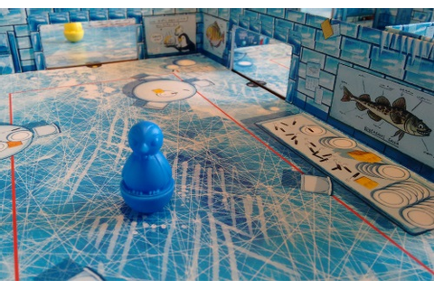 Ice Cool: A four-sided game review - Go Play ListenGo Play ...
