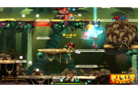 High-Octane MOBA Awesomenauts Goes Free-to-Play on PC ...