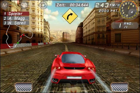 Ferrari GT Evolution: Lite Version für iPhone - Download