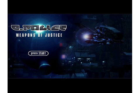 G-Police Weapons of Justice Download Game | GameFabrique