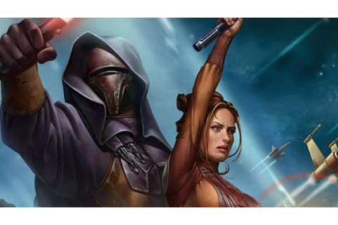 The Top 25 RPGs of All Time #12: Star Wars: Knights of the ...