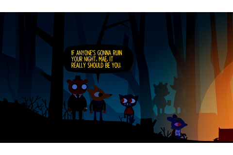 Night in the Woods Release Date Set to February 21 - Niche ...