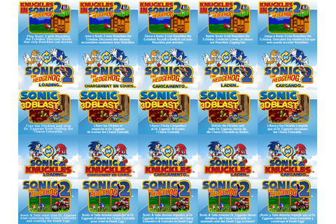 Sonic Classic Collection 9 – The Sonic Stadium