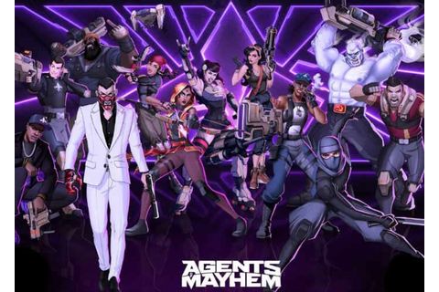 Agents Of Mayhem Launches August 2017 (video) - Geeky Gadgets