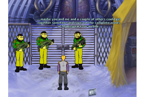 Space Quest: Vohaul Strikes Back Free Download Full PC ...