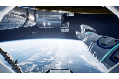 VR Simulation Game Lets You Spacewalk From an Armchair in ...