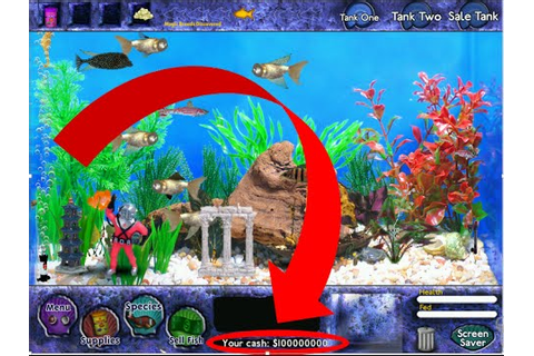 FISH TYCOON 2016 CHEAT ENGINE UNLIMITED UANG 1000% WORK ...