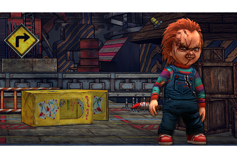 Chucky : Slash & Dash Renews Childhood Fears In Upcoming ...