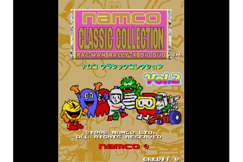 Namco Classic Collection Vol. 2 on Qwant Games