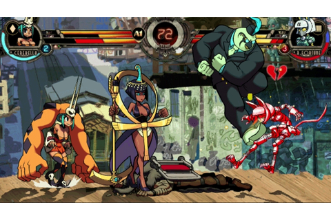 Skullgirls 2nd Encore Finally Comes to PS Vita on April 5 ...