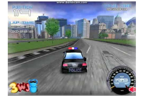 Police Car Games For Kids - YouTube