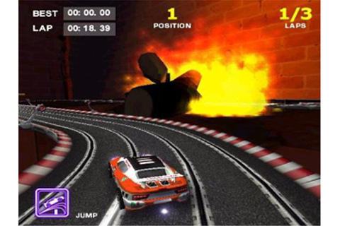 System 3 | Grooverider: Slot Car Racing [PS2]