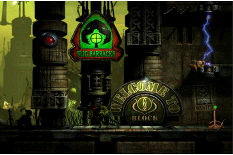 Oddworld: Abe's Exoddus Screenshots for PlayStation ...