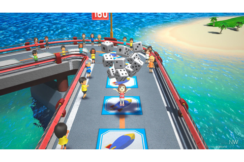 Wii Party U Review - Review - Nintendo World Report