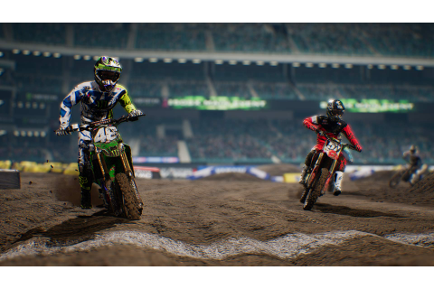 Xbox One Review: Monster Energy Supercross – The Official ...