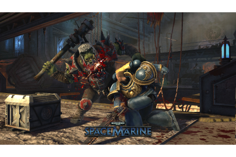 Warhammer 40,000: Space Marine on Steam
