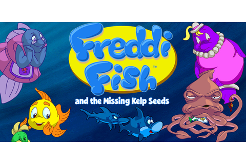 Amazon.com: Freddi Fish and The Case of the Missing Kelp Seeds ...